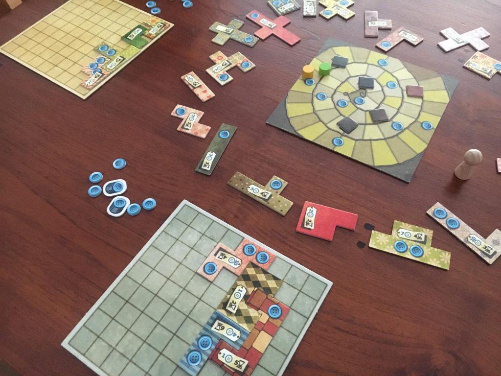 patchwork bordspel