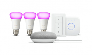 philips hue starterkit google home