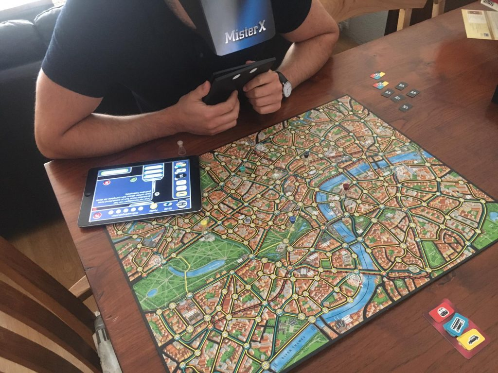 scotland yard bordspel