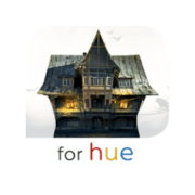 philips hue haunted house