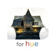 philips hue haunted house