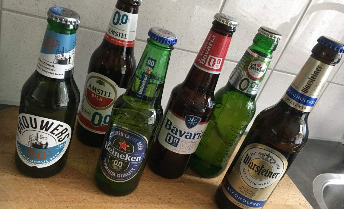 beste alcoholvrije bier