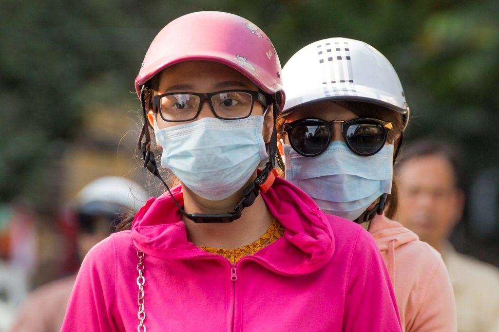 mondkapjes die niet helpen tegen virussen
