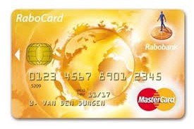rabobank rabocard