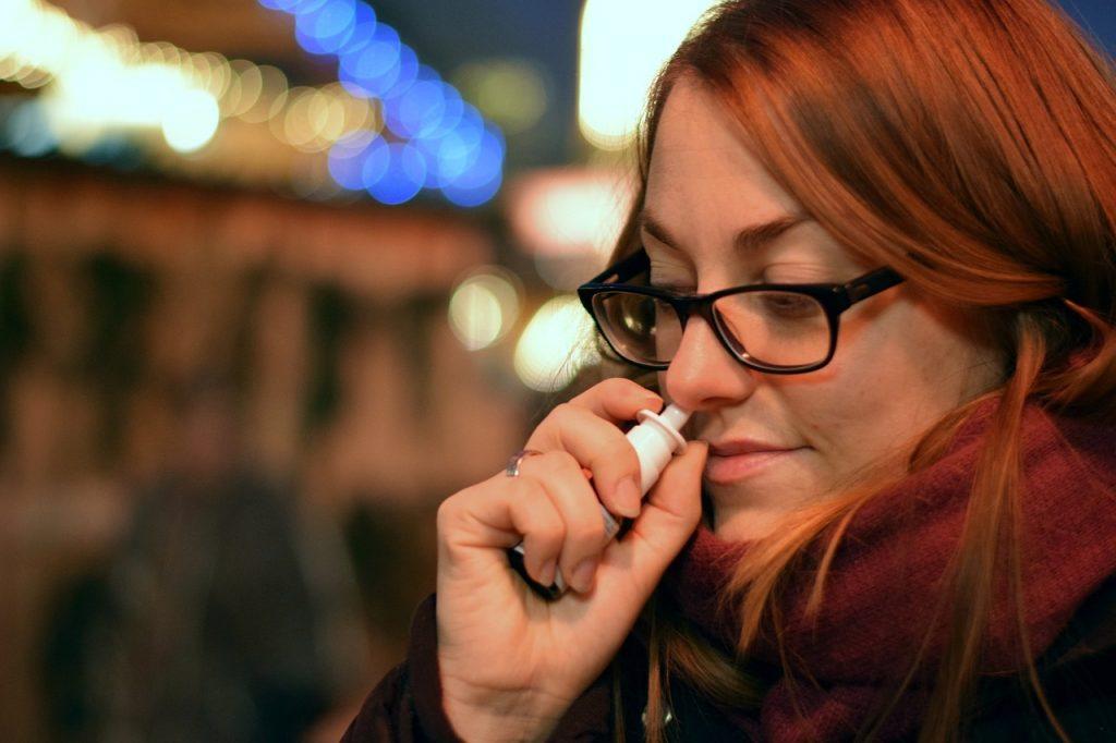 waarom neusspray gebruiken
