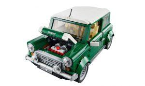 mini lego auto