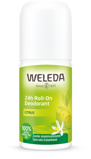 weleda vegan beste deodorant